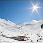 The best ski resorts in Greece
