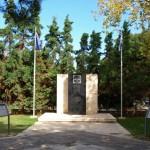 The Hellenic-Australian Memorial Park in Crete