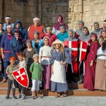 Medieval Rose Festival on Rhodes Island