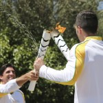 Athens to Rio: Olympic Torch Relay 2016