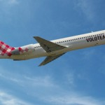 Volotea: New flights to Santorini, Mykonos & Corfu