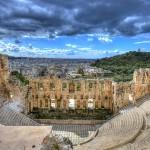 Walk through Athens in 5 minutes!