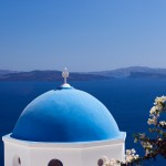 When is the best time to visit Santorini?