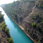 The story behind the Corinth Canal