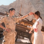 'Descendants of the Sun' stars Song Joong Ki and Song Hye Kyo in Zakynthos