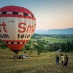 Meteora Hot Air Balloon Tour