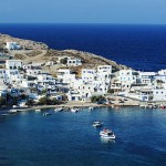 How to get to Folegandros