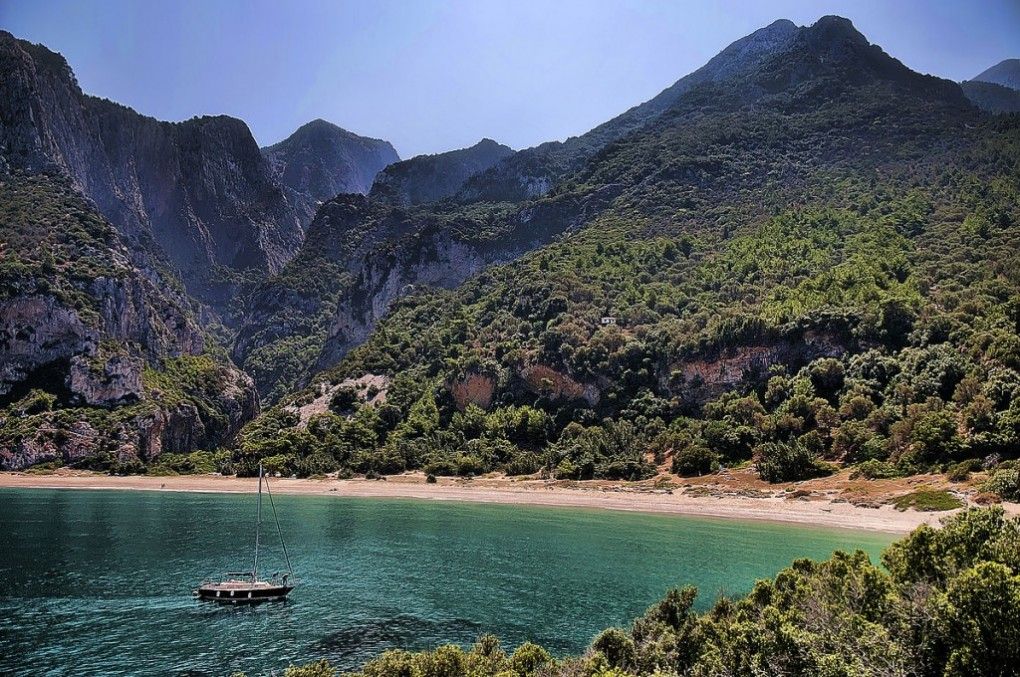 Best Island To Visit In Greece In July