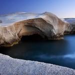 6 lugares de visitar en Milos