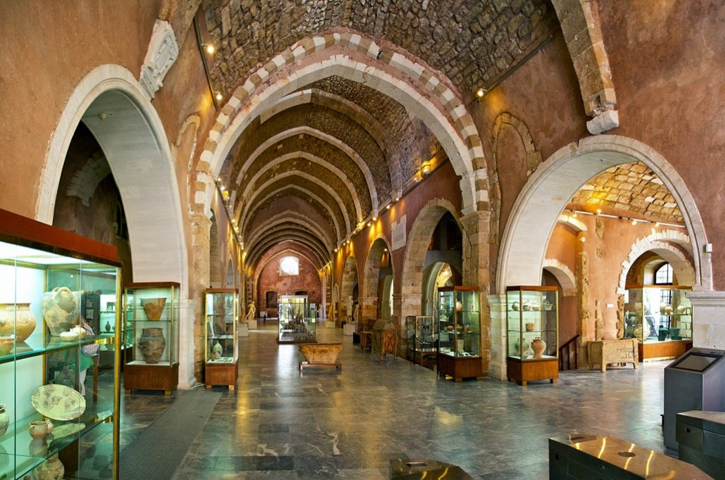 chania arch museum