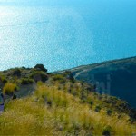 Experience Santorini from a different point of view: Hiking along the Black Mountain's spine
