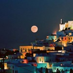 Easter in Patmos : The spiritual experience