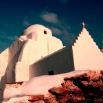Mykonos: Churches and Monasteries devoted to Saint Mary