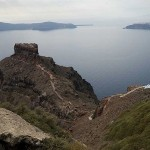 The castles of Santorini: enjoy the fortified beauty!