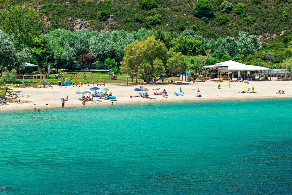List Of Best Beaches In Halkidiki
