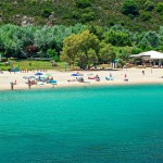 Halkidiki's Beaches Top the List of 'Blue Flags' in Greece