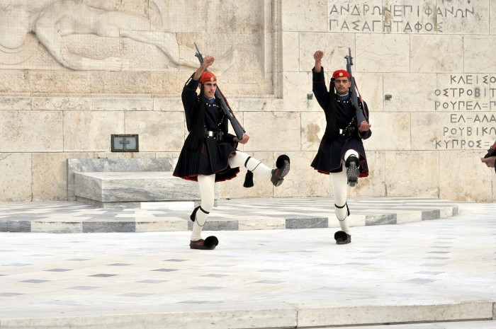 visit athens summer syntagma