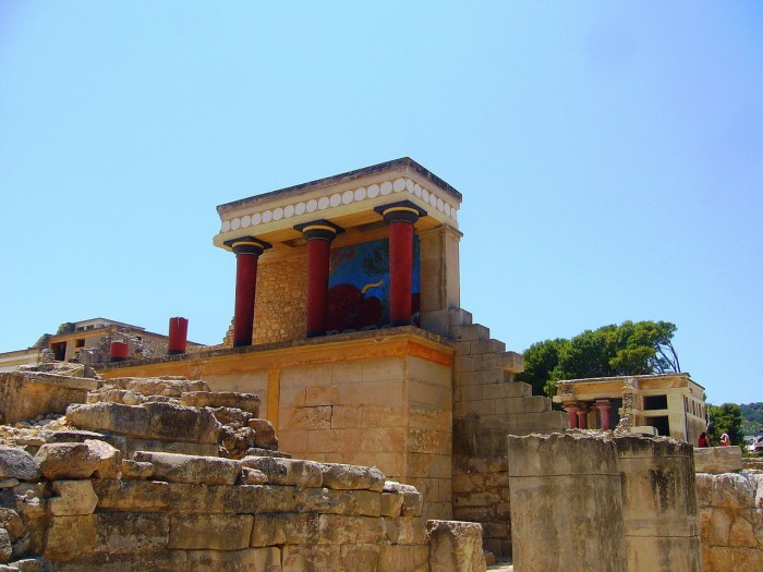 things to do in crete knossos
