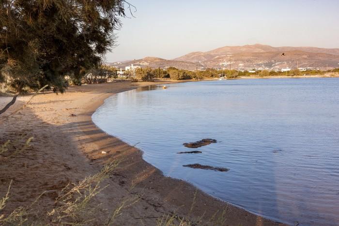 Agios Spyridonas beach