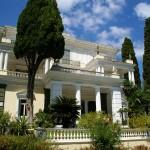 Achilleion Palace Corfu: Romance Overflows