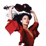 Vanessa Mae at the Odeon of Herodes Atticus