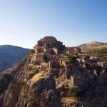 Anavatos Chios: Towering History