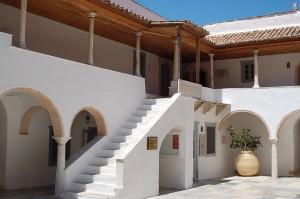 ecclesiastical museum of hydra