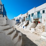 Visiting the Ecomuseum of Folegandros