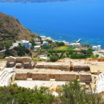 The Impressive Ancient Roman Theater of Milos