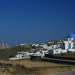 The Discreet Beauty of Ano Meria in Folegandros