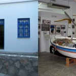 Visiting the Naval Museum in Milos
