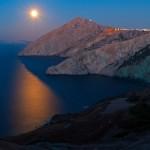 Romantic Moments at Folegandros Chora