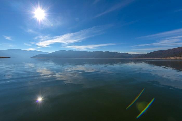 prespes lakes