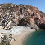Sulphur Mines in Milos