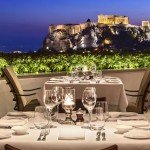 Top 5 Roof Gardens in Athens