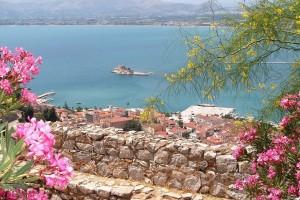 spring break in Greece