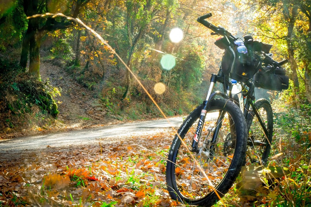biking destinations in Greece