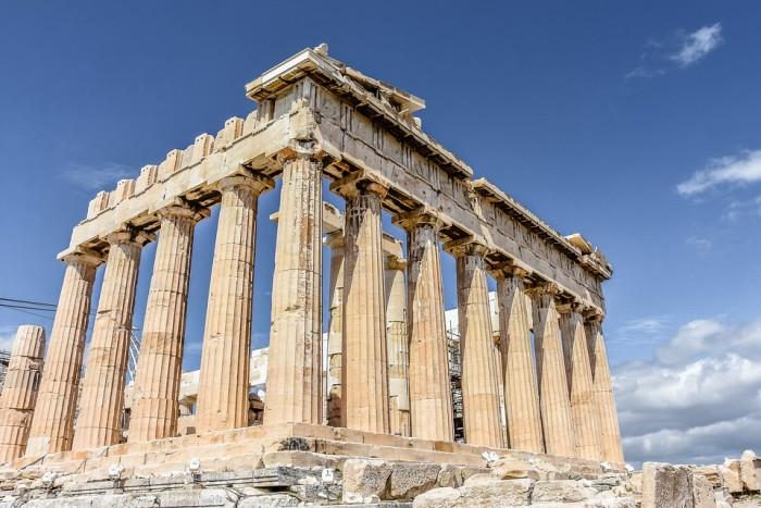 UNESCO World Heritage Sites in Greece