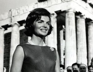 jackie kennedy and greece