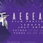 Aegean Film Festival 2018 – Patmos & Paros