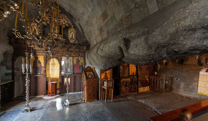Cave of the Apocalypse