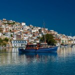 A Walk at the Lovely Chora of Skopelos