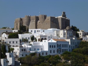 Monastery of Saint John in Patmos