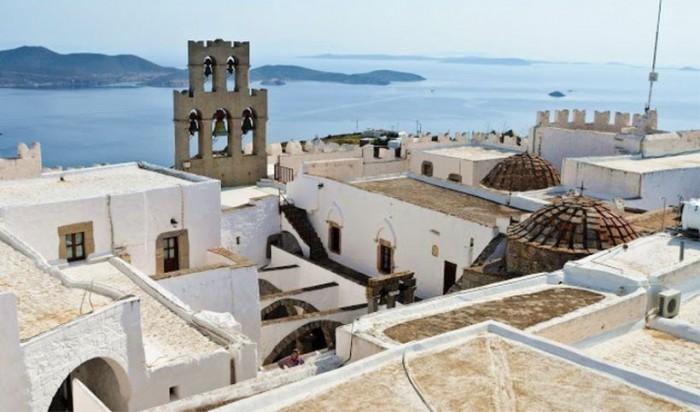 Monastery of Saint John in Patmos