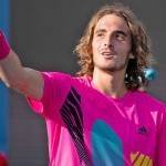 Stefanos Tsitsipas Makes History in ATP
