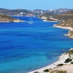 Beaches in Patmos: Small Slivers of Paradise!