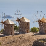 The Iconic Windmills of Patmos