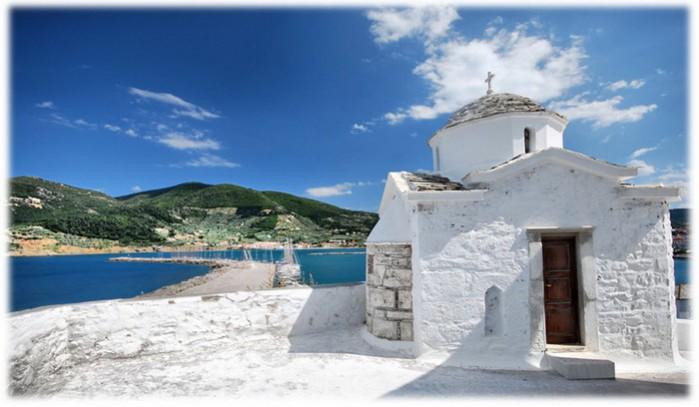 Agios Athanasios in Skopelos