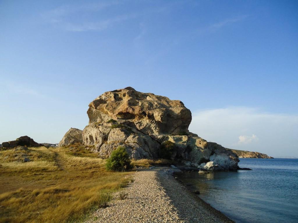 rock of kalikatsou