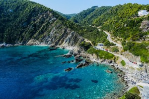 top beaches in skopelos